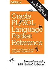 Oracle PL/SQL Language Pocket Reference: A Guide to Oracle's PL/SQL Language Fundamentals