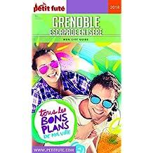 GRENOBLE 2018 Petit Futé (City Guide) (French Edition)