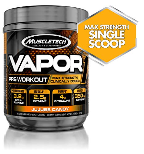 Muscletech Workout Creatine Building Servings