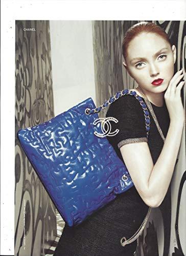 Blue Chanel Handbag - 5