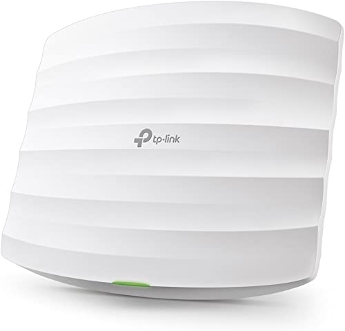 TP-Link AC1750 Wireless Wi-Fi Access Point Supports 802.3AT PoE , Dual Band, 802.11AC, Ceiling Mount, 3×3 MIMO Technology EAP245
