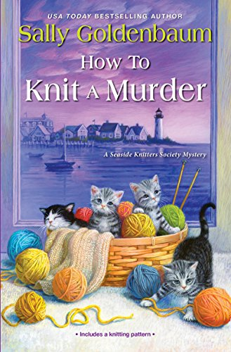 (How to Knit a Murder (Seaside Knitters)
