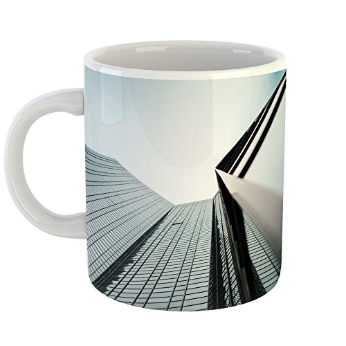 Westlake Art - Up Looking - 11oz Coffee Cup Mug - Modern Picture Photography Artwork Home Office Birthday Gift - 11 Ounce (888E-1A99D)