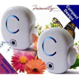 2 x Air Purifier Ozone Generator with light compact design