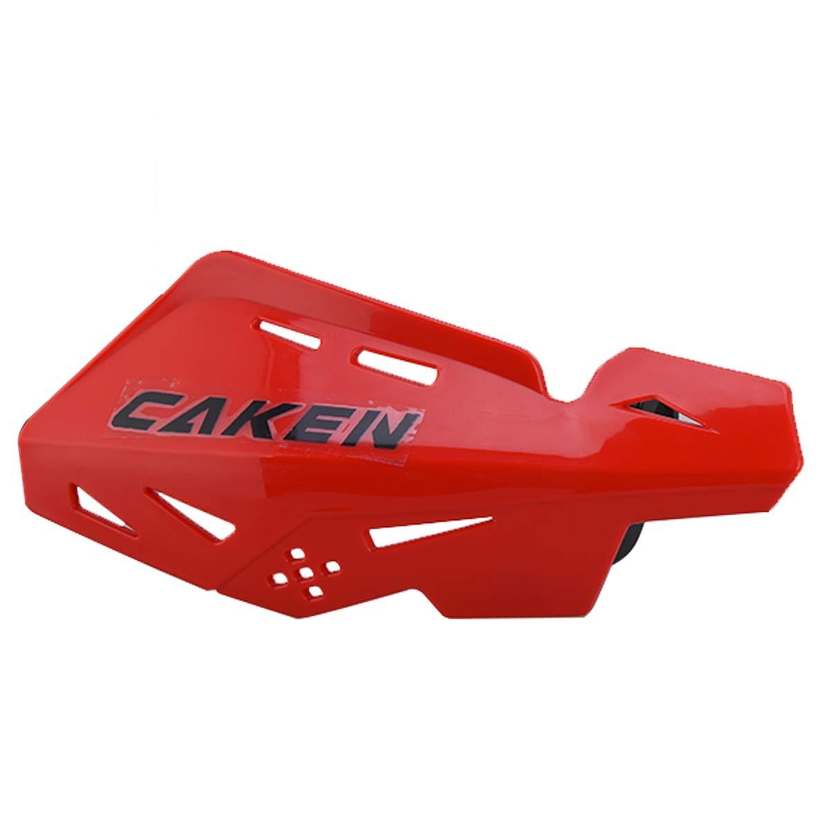 Fluorescent Green PRO CAKEN CNC Handle Bar Hand Guards Protector Dirt Bike Motocross ATV for SX SXF EXC XCW