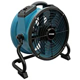1720 CFM 14'' Professional Axial Air Mover XPOWER X-34TR