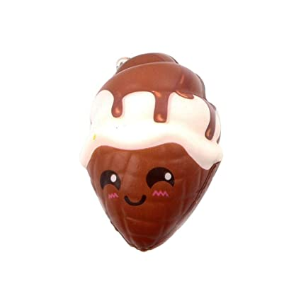 Amazon.com : ❤Ywoow❤❤, Cute Ice Cream Stress Reliever ...