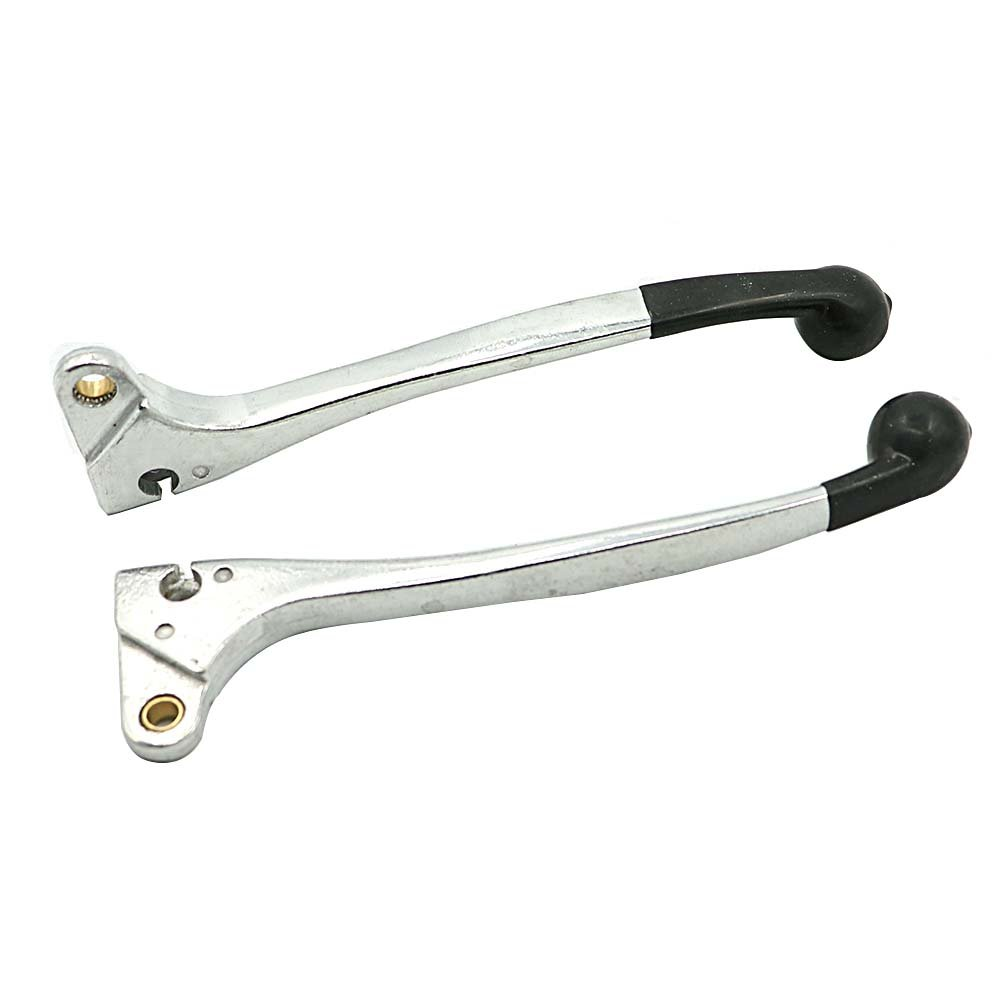 Motoparty Handle Clutch Brake Lever Set For Honda XL175 XL250 CM185 XL185 XR185 XR250 CL200 CM200 CB250 TL250 CM250 CR250 MR250 MT250 SL350 CT70 CT90 Lever