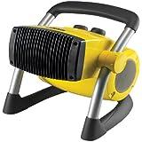 Appliances : Lasko 675919 Stanley Pro-Ceramic Utility Heater, 12-Inch