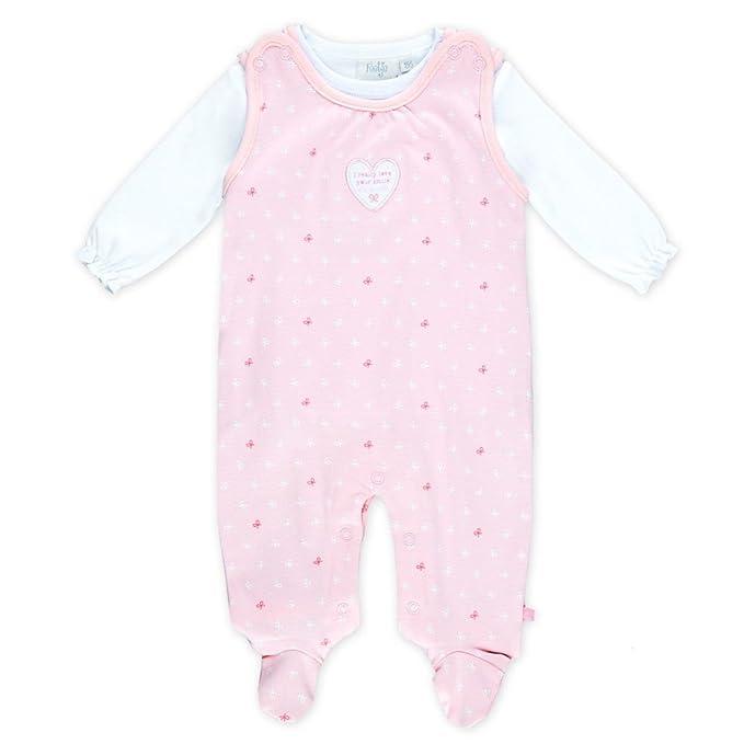 Feetje - Pelele - Manga Larga - para bebé niño Rosa 44 cm: Amazon.es: Ropa y accesorios