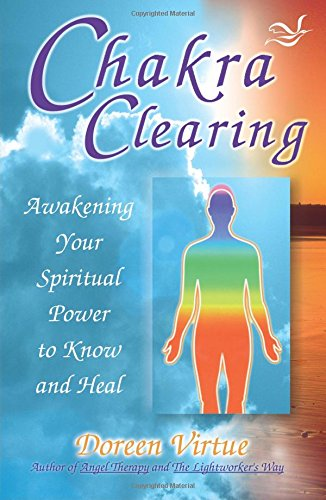 Chakra clearing doreen virtue 8601400720318 amazon books fandeluxe Images