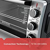 BLACK+DECKER TO1950SBD 6-Slice Convection