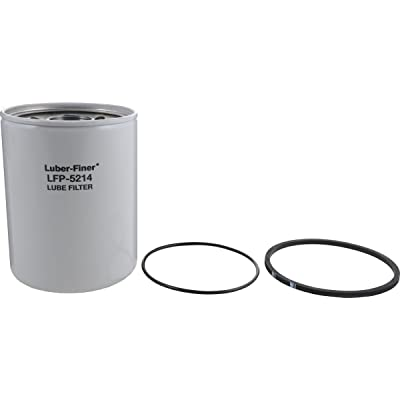 Luber-finer LFP5214 Heavy Duty Oil Filter: Automotive