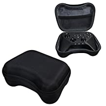 For Amazon Fire TV Game Controller Travel Hard EVA Protective Case Carrying Pouch Cover Bag Compact size by Hermitshell by Hermitshell