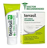 Terrasil Tinea Versicolor Treatment Max (50g tube & soap bar)