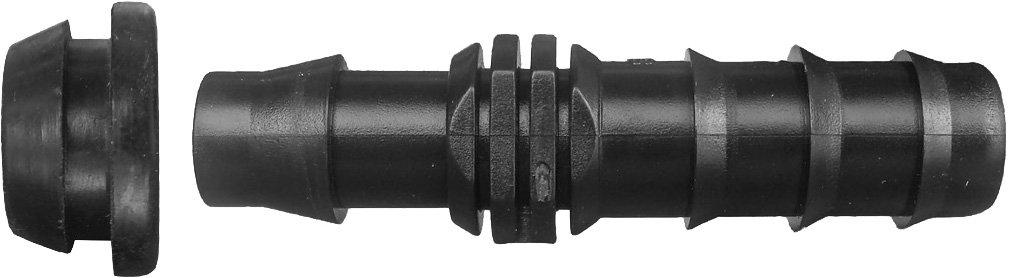 IrrigationKing RK0018 Starter Connector, 16 mm Grommet x 18 mm Barb (Pack of 100)