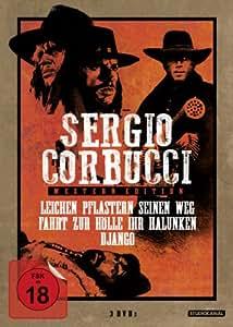 Sergio Corbucci Western Edition [Alemania] [DVD]
