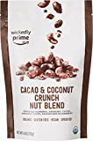 #10: Wickedly Prime Organic Sprouted Nut Blend, Cacao & Coconut Crunch, 6 Ounce