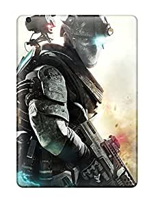 3647334K17783154 New Tom Clancy's Ghost Recon Future Soldier Skin Case Cover Shatterproof Case For Ipad Air