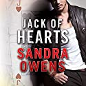 Jack of Hearts: Aces & Eights, Book 1 Audiobook by Sandra Owens Narrated by Sebastian York, Amy McFadden