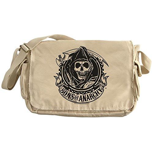Cafepress   Sons Of Anarchy   Unique Messenger Bag  Canvas Courier Bag
