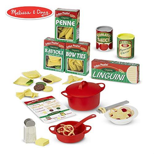 Melissa & Doug Prepare & Serve Pasta (Pretend