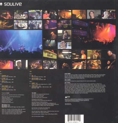 Soulive [Vinyl] by Blue Note Records