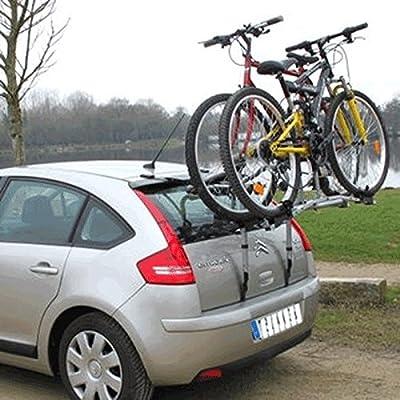 Portabicicletas de Maletero/portón Trasero 2 Bicicletas 300 Easy ...