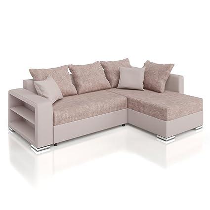 vicco sofá rinconera Houston longue y forma de esquina sofá ...