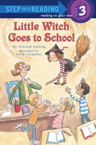 Little Witch Goes to School (Step into Reading) by [Hautzig, Deborah]
