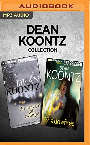 Dean Koontz Collection - The Servants of Twilight & Shadowfires (Dean Koontz Shadowfires compare prices)