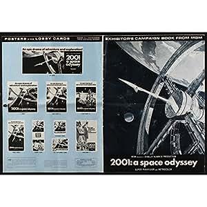 De 2001, la talla del expediente espacio de prensa 48 x 36-1968-Keir Dullea, Stanley Kubrick