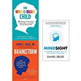 img - for Whole brain child, brainstorm and mindsight 3 books collection set book / textbook / text book