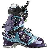 polar edge boots - Scarpa T2 Eco Boot - Women's Bourgogne / Polar Blue 24.5