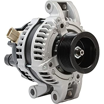 DB Electrical AND0457 New Alternator for 6.4L 6.4 Ford Diesel Truck 2008 2009 2010 08 09 10, Ford F450 2008 2009 2010 08 09 10 VND0457 104210-5430 ...