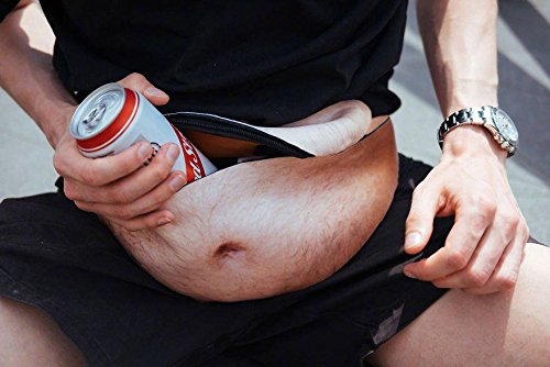 Dad Beer Belly Fanny Pack
