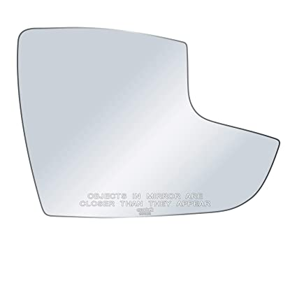 Exactafit 8660r Passenger Right Side Mirror Glass Replacement Fits 2012 2018 Ford Focus By Rugged Tuff