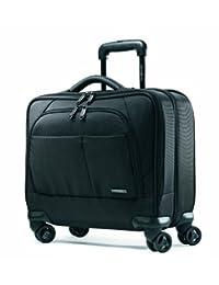 Samsonite Luggage Xenon 2 Spinner Mobile Office, Black, 17-Inch