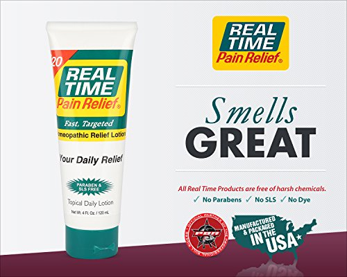 Real Time Pain Relief Stay Active Pack, Sports Cream, Daily Relief, MAXX Relief, 10 Pain Cream Travel Packs by Real Time Pain Relief (Image #6)