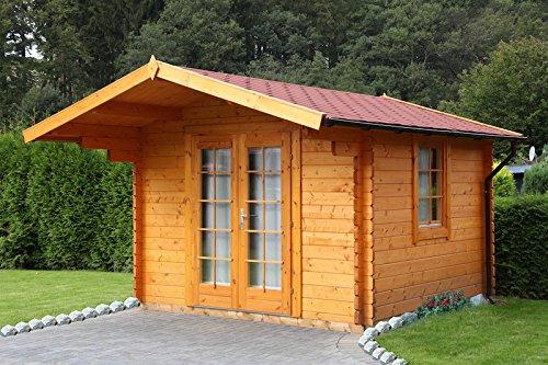 Wolff Finnhaus Gartenhaus Bergen 44-C