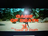Game of Death 2 / Tower of Death / Bruce Lee last movie / REGION 2 PAL DVD