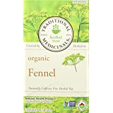 Traditional Medicinals Organic Fennel, 20 tea bags, 40g
