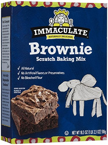 Immaculate Baking Immaculate Brownie Baking Mix