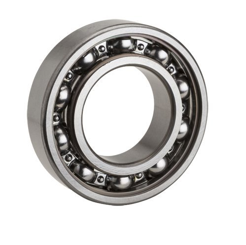 NTN Bearing TMB206 Single Row Thermal Mechanical Radial Ball Bearing, Normal Clearance, Fiber Glass Reinforced Nylon Cage, 30 mm Bore, 62 mm OD, 16 mm Width, Open