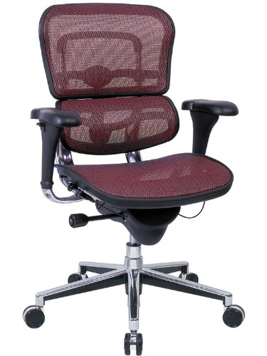 - Eurotech Ergohuman - Ergonomic Mesh Office Chair-ME8ERGLO