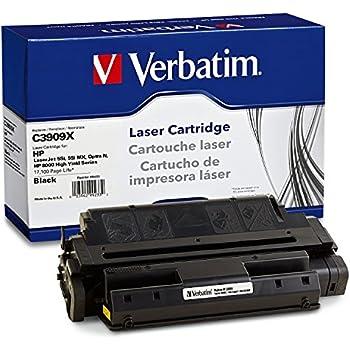Amazon.com: Verbatim Remanufactured Toner Cartridge ...