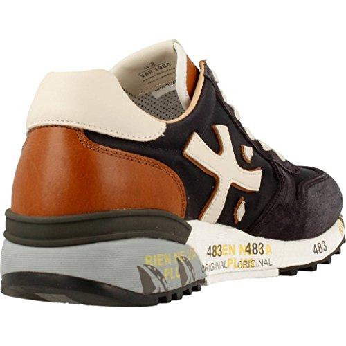 PREMIATA Calzado Deportivo Para Hombre, Color Negro, Marca, Modelo Calzado Deportivo Para Hombre Mick Negro
