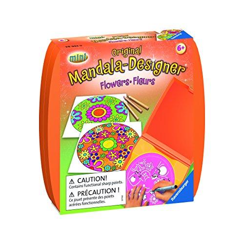 Ravensburger Original Mandala Designer Mini Flowers Playset