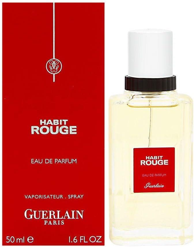 Guerlain Habit Rouge Agua de Perfume - 50 ml