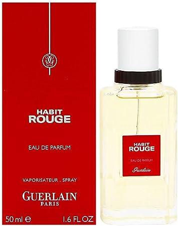 Guerlain Habit Rouge Eau De Parfum Spray 50ml Amazon Ca Beauty